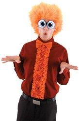 Men's Costume: Insta-Tux Orange Tie One Size PROD-ID : 1423887 (Dumb And Dumber Orange Tux)