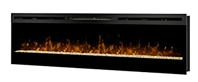 Dimplex Galveston Wall-Mount Fireplace
