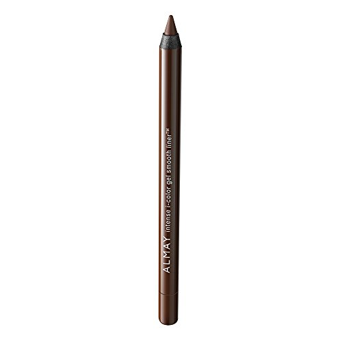 Almay Oil-Free Gel Smooth Liner, Espresso, Ophthalmologist Tested, Hypoallergenic (Best Color Eyeliner For Blue Green Eyes)