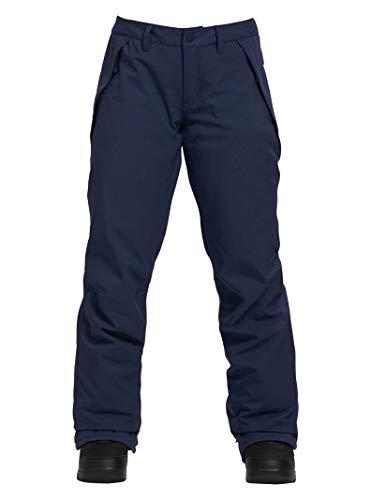 Vent Snowboard Pants - Burton Women's Society Pant, Mood Indigo W19, Medium