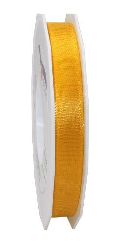 Morex Ribbon Europa Taffeta Ribbon Spool, 5/8-Inch by 55-Yard, Yellow Gold