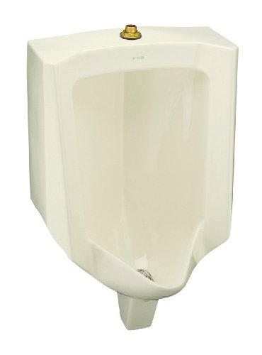 KOHLER K-4960-ET-96 Bardon Urinal, Biscuit