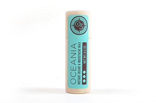 Oceania Beard & Moustache Wax