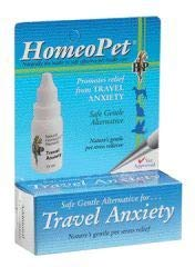 Homeopet Central Travel Anxiety Relief Drops 15mL