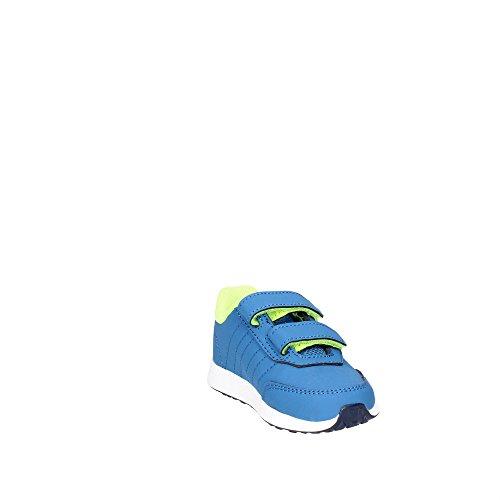 adidas Unisex Baby Vs Switch 2 CMF Inf Sneaker, Schwarz blau (Azubas / Amasol / Ftwbla)