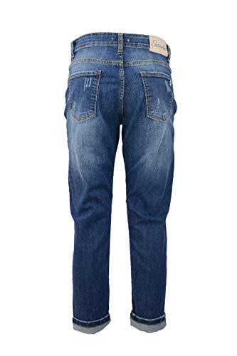 Delavè Suerte Boyfriend Suerte Jeans Jeans qOxB6wzP