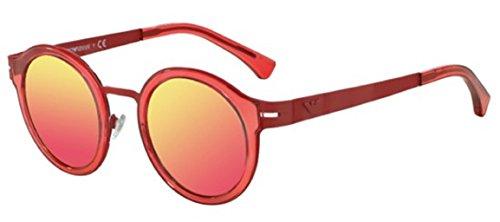 Emporio Armani EA 2029 Men's Sunglasses Coral Rubber - Women Armani Emporio Sunglasses