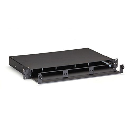 Black Box Corporation 1U Rackmount Fiber Shelf 1U Rackmount Fiber Shelf 1U Rackmount Fiber Shelf 1U Rackmount Fiber Shelf 0In L X 0In W X 0In H from Black Box