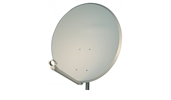 Daxis Antena parabólica de 80cm Modelo HP: Amazon.es: Electrónica