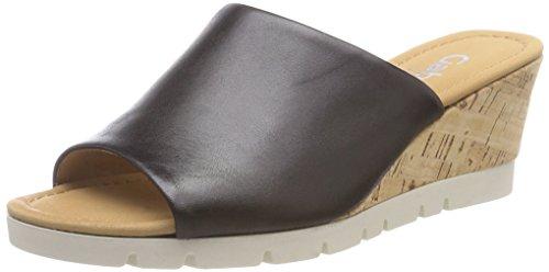 Sandali Con Il Cinturino Da Donna Comfort Comfort Gabor, Blu Nero (nero (sughero))