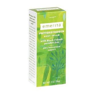 Émérite - Phytoestrogen Crème Corps 2 oz (Pack de 2)