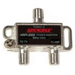 Power Inserter, for remote DC powering of ALL CATV type subscriber premise amplifiers 5-1002MHz