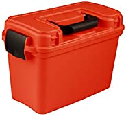 Attwood 11834-1 Waterproof Boater's Dry Box, Bright Safety Or