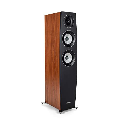 Jamo Floorstanding Speaker, C 95 II, Brown