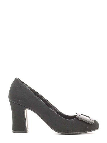 Grace Shoes 8256 Zapatos Mujeres Negro Zapatos de moda en línea Obtenga el mejor descuento de venta caliente-Descuento más grande