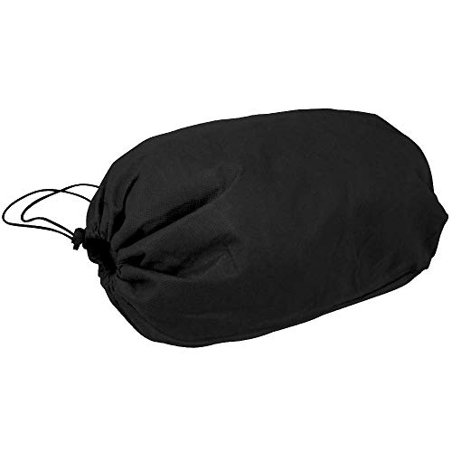 FROGG TOGGS Classic Stuff Sack, Black, One Size