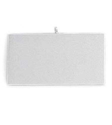 White Tray Inserts Displays - 10 Pads Jewelry Inserts Tray Liners White Display Organizer 14 ¼