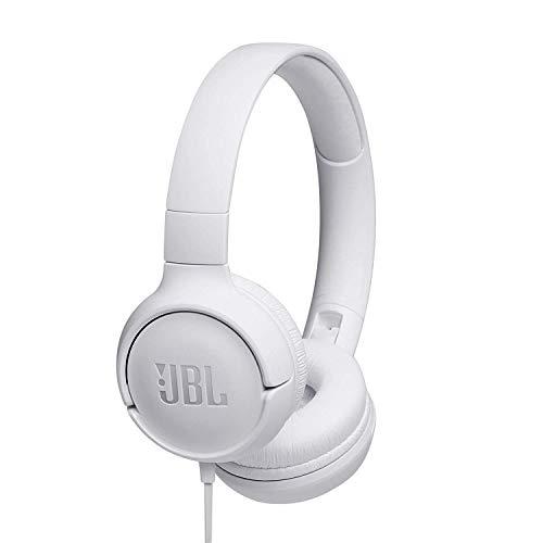 Fone de ouvido On-ear Tune 500, Branco