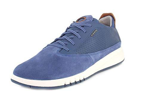 Geox U Nebula Herren Blau B Sneaker xHxrFWvwn
