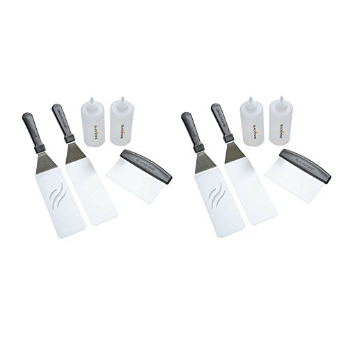Blackstone 5-Piece Griddle Cooking Tool Kit - 2 Pack by Blackstone