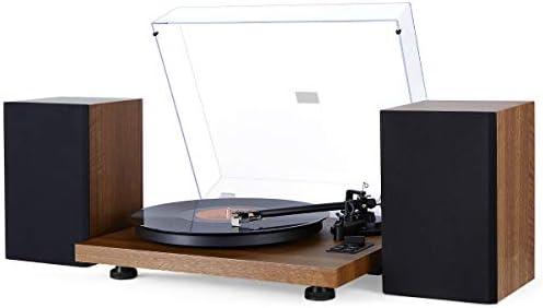 Bluetooth Turntable Bookshelf Speakers Cartridge product image
