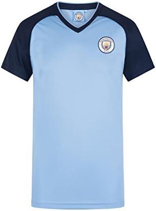 Manchester City FC - Camiseta oficial para entrenamiento - Para ...