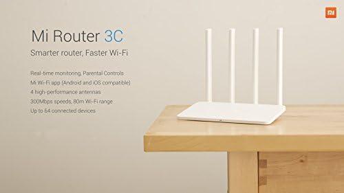 Xiaomi - MI ROUTER 3C - EU Spec: Amazon com: Whatthetech
