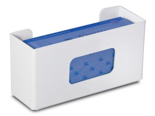 TrippNT 50304 Priced Right Single Glove Box Dispenser Plain Front, 3.88