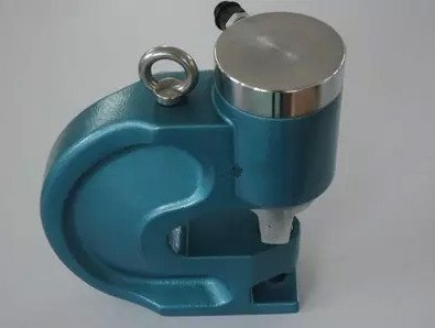 Hydraulic Punch Driver Hydraulic Hole Making Machine 16mm thickness Double Action Hydraulic Hole Puncher Machine CH-80