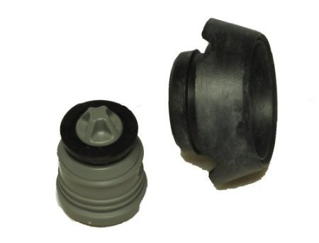 Hoover V2 Steam Cleaner Extractor Solution Tank Rubber Seal Part 43513015 (Hoover Steam Extractor)