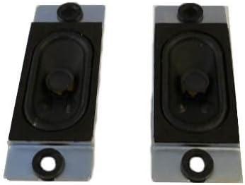 Samsung 2729 - Altavoz de repuesto para LE26A336J1D, negro: Amazon.es: Electrónica