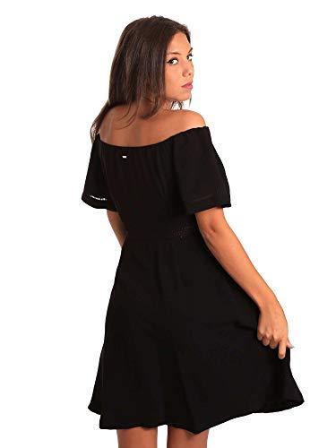 Schwarz Gaudi Dress 811FD15006 Frauen Gaudi 811FD15006 wxXPR1zqX