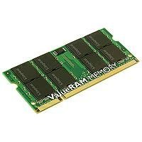 Non Ecc Cl5 200 Pin (Kingston ValueRAM 2GB 800MHz DDR2 Non-ECC CL5 SODIMM Notebook Memory)