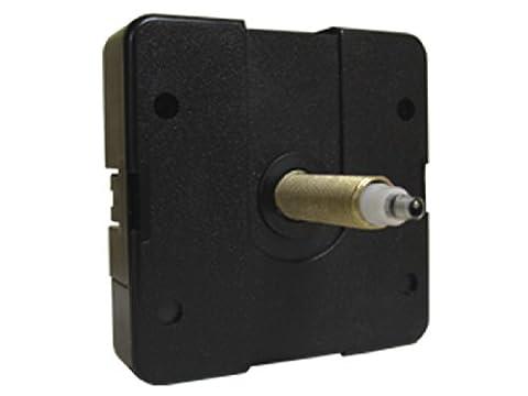 Takane EXTRA Long Shaft Clock Movement Clock Parts Repair Kit (High Torque Quartz Movement)