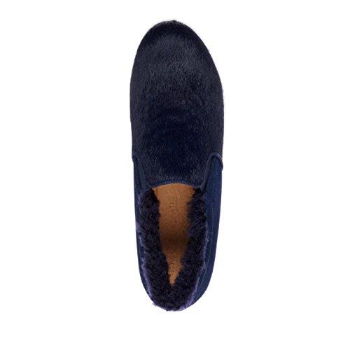 Emu Femmes Brunswick Fourrure Fashion Sneakers Minuit