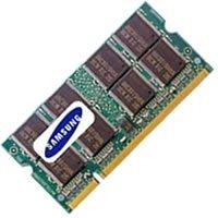 - 1GB PC2-4200 (533Mhz) 200 pin DDR2 SODIMM Samsung (AYL)