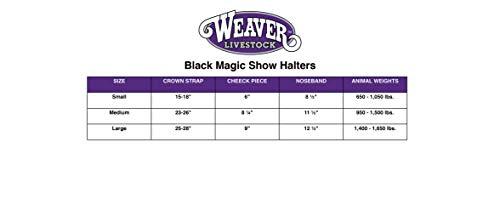 Weaver Leather Magic Show Halter