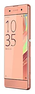 Sony Xperia XA unlocked smartphone,16GB Rose Gold (US Warranty)
