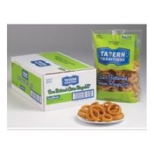 Tavern Traditions Tantalizers Beer Battered Onion Ring, 1/2 inch -- 4 per case.