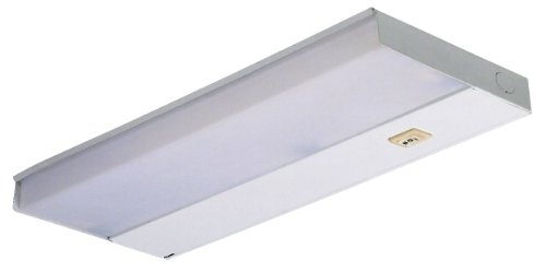 Royal Pacific 8975WH Fluorescent Under Cabinet Light, 12-Inch
