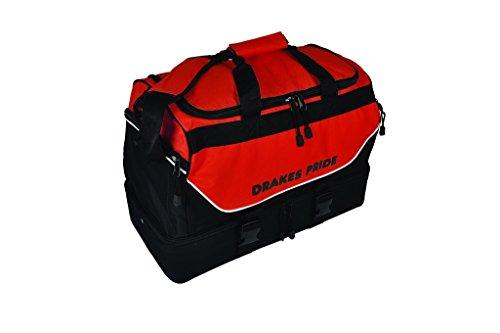 Drakes Pride Pro Maxi Bowls Bag – Black and Red