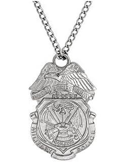 Amazon.com: Insignia de policía militar MP escudo militar ...