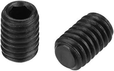Fevas Shaft Coupling Motor Connector DIY Steering Universal Joint with Keyway 28x49x108mm