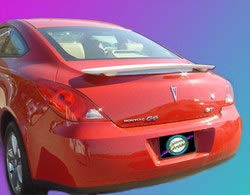 Painted 2006-2010 Pontiac G6 Coupe Spoiler Custom Style Wing, -