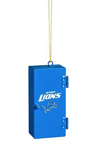 Detroit Lions Locker Ornament