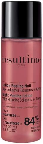 RESULTIME Lotion Peeling Nuit Collagène 100 ml
