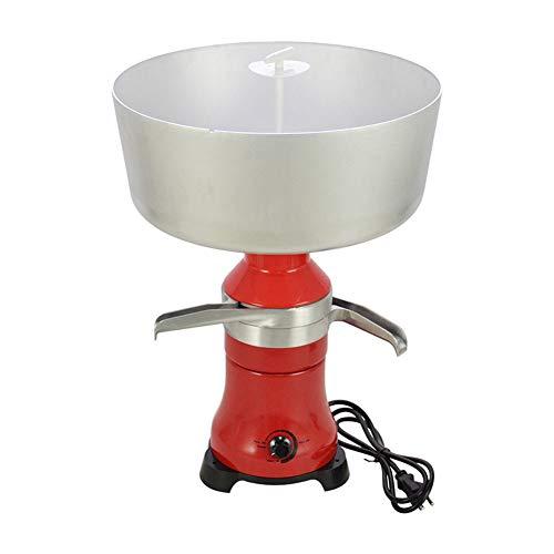110V 10L Electric Fresh Milk Cream Centrifugal Separator 80L/h ()