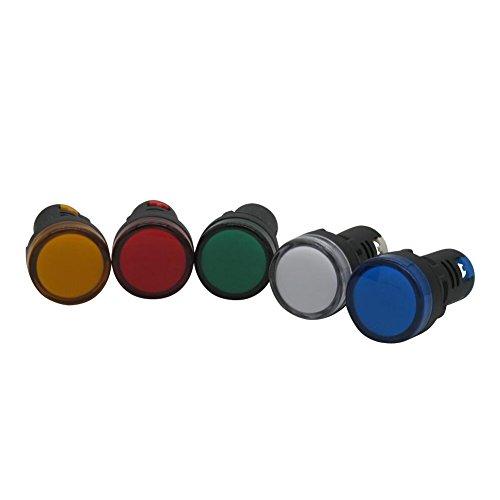 12V Dc Led Indicator Lights