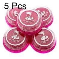 Sinto shop 5 Pcs Lip Care (Lip Balm) This is The Original Formula.