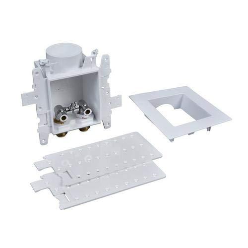 Oatey 37748, Moda System for Lavatory, 2-Valve, Push Connect, Pack of 12 pcs